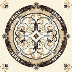 Medallion Round | PH023 | Natural stone panels | Gani Marble Tiles