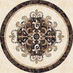 Medallion Round | PH043 | Natural stone panels | Gani Marble Tiles