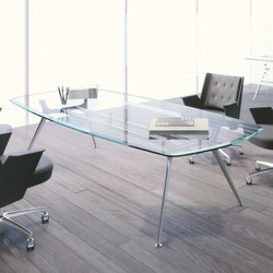 P016 | Executive Desk | Scrivanie individuali | Estel Group