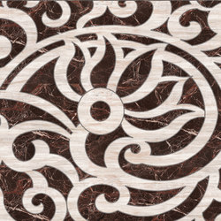 Medallion Square | PH093 | Panneaux | Gani Marble Tiles