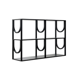 Arch High | Shelving | Fogia