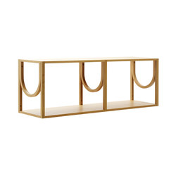 Arch Low | Shelving | Fogia