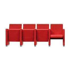 Quadra | Theatre seating systems | Estel Group