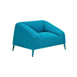 Sebastian | Armchair | Loungesessel | Estel Group