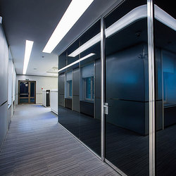 Silentbox | Wall Partitions | Sound absorbing architectural systems | Estel Group