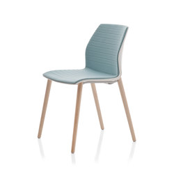 Kalea | Visitors chairs / Side chairs | Kastel