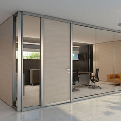 Silentbox | Wall Partitions | Sistemas arquitectónicos fonoabsorbentes | Estel Group