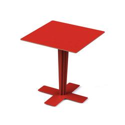 Diablo Table avec accroches | Cafeteriatische | Matière Grise