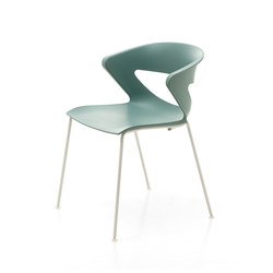 Kicca | Visitors chairs / Side chairs | Kastel