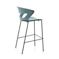 Kicca stool | Bar stools | Kastel
