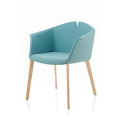 Kuad | Visitors chairs / Side chairs | Kastel