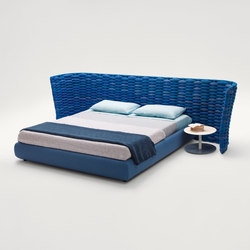 Silent | Double beds | Paola Lenti