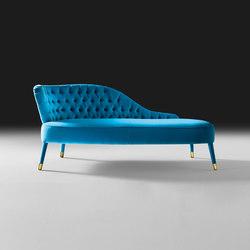 Penelope sofa | Recamièren | black tie