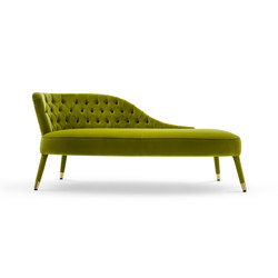 Penelope sofa   Recamieres   black tie