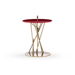 Mai-Tai side table | Beistelltische | black tie