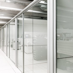 SlimBox | Wall Partitions | Schalldämpfende Raumsysteme | Estel Group