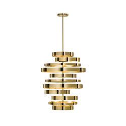 Olimpio ceiling lamp | Iluminación general | black tie