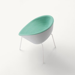 Amable | Garden chairs | Paola Lenti
