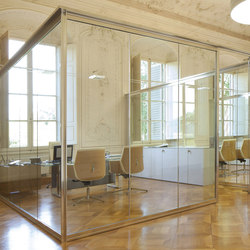 SlimBox | Wall Partitions | Cabinas de oficina | Estel Group