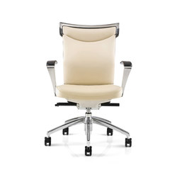 Uniqa | Office Chair | Sedie girevoli presidenziali | Estel Group