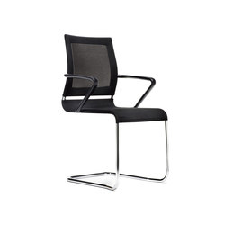 Verso | Office Chair | Visitors chairs / Side chairs | Estel Group