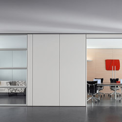 Walltech | Room Partitioning System | Sound absorbing architectural systems | Estel Group