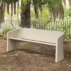 Bruno | Exterior benches | Escofet 1886