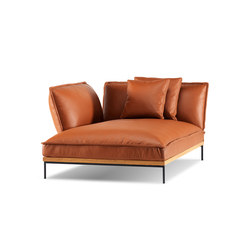 Jord Chaiselongue | Chaise longue | Fogia