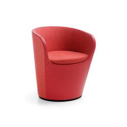 Nu Spin 20FUS | Lounge chairs | PROFIM