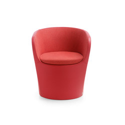 Nu Spin 20FU | Lounge chairs | PROFIM
