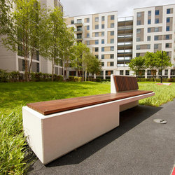 Equal | Exterior benches | Escofet 1886