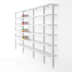 BACKUP METAL | Shelving | Diemmebi