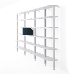 BACKUP WOOD | Shelving | Diemmebi