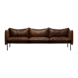 Tiki 3 seat | Divani lounge | Fogia