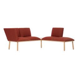 Tondo Sofa System | Canapés d'attente | Fogia