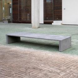 Prima | Exterior benches | Escofet 1886