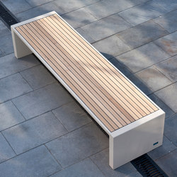 Prima Marina | Backless Bench | Benches | Escofet 1886