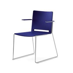 laFILÒ PLASTIC ARMCHAIR | Chairs | Diemmebi