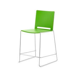 laFILÒ PLASTIC STOOL | Bar stools | Diemmebi