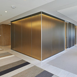 Metafora | Partition Wall System | Sound absorbing architectural systems | Adotta Italia
