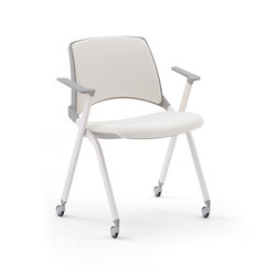 laKENDÒ SOFT CASTOR ARMCHAIR | Chairs | Diemmebi