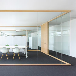 Wallen | The Wooden Wall | Wall partition systems | Adotta Italia