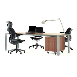Alto Table | Bureaux individuels | Schiavello International Pty Ltd