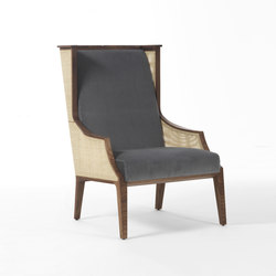 Liala bergere straw | Lounge chairs | Porada