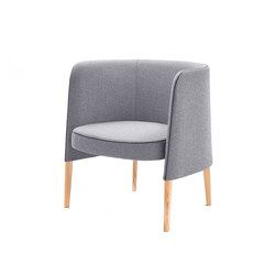 Agora armchair | Lounge chairs | Segis
