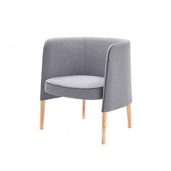 Agora armchair | Armchairs | Segis
