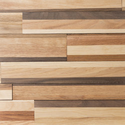 Interwoven Eco-Panels | Wood panels | Architectural Systems