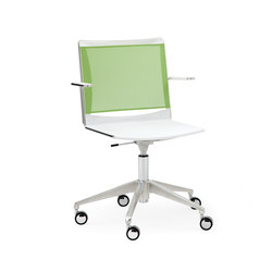 S'MESH PLASTIC TASK CHAIR | Office chairs | Diemmebi S.p.A