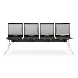 S'MESH PLASTIC BENCH | Sitzbänke | Diemmebi S.p.A