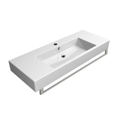 Kube 120 | Washbasin | Wash basins | GSI Ceramica